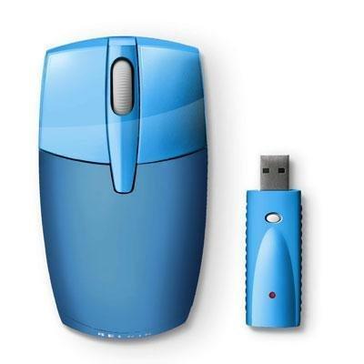 Belkin USB Wireless Mobile Mouse (Belkin Mobile Mouse)