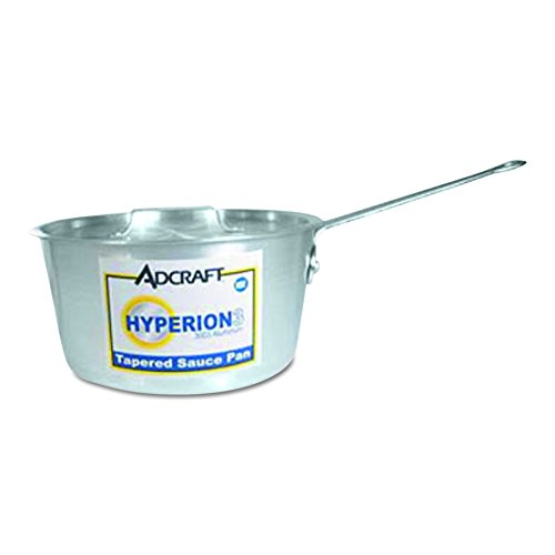 Adcraft H3-TSP1C Aluminum Cover for 1.5 qt Tapered Sauce Pan