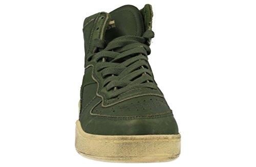 Diadora - Zapatillas de Piel para mujer * Verde