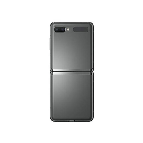 "SAMSUNG Galaxy Z Flip 5G Smartphone, Display ext. 1.1"" Super AMOLED/int. 6.7"" Dynamic AMOLED, 256GB, RAM 8GB, Batteria… 4"
