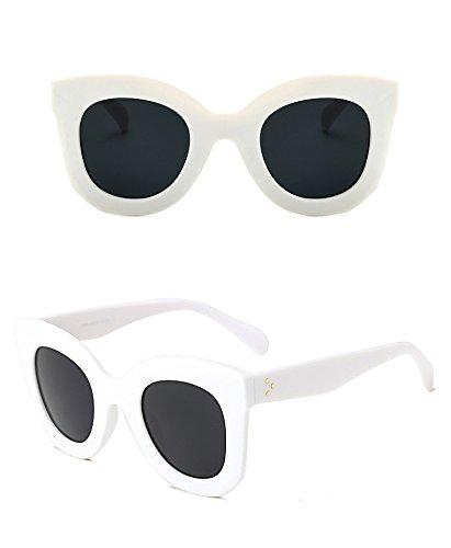Zygeo -New Gafas de Sol de la Vendimia de Las Mujeres luneta ...
