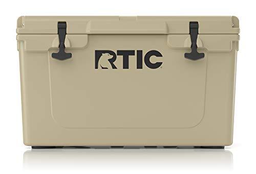 (RTIC 45 Cooler (Tan))