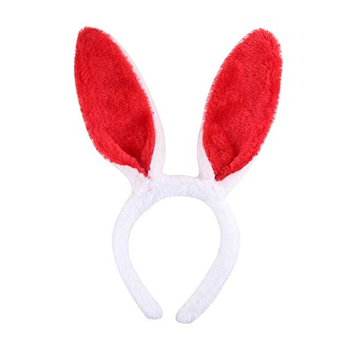 Children's 10 pcs kindergarten Activity Stage Performance Role Playing Rabbit Ear DIY Headband Headdress -