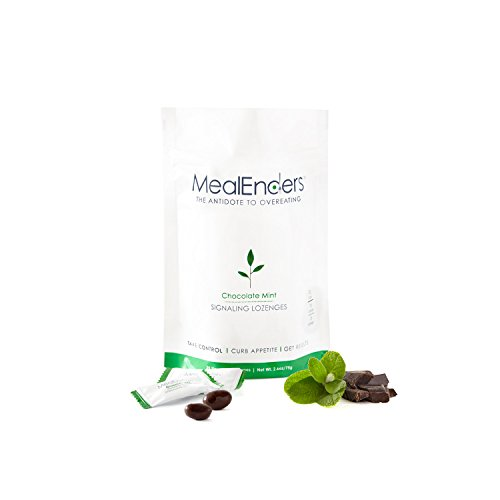 MealEnders Signaling Lozenges–Conquer Cravings, Curb Snacking, Beat Overeating, and Master Portion Control–Helps You Stick to Any Diet Weight Loss Program, 25 pc Pouch (Pack of 3)