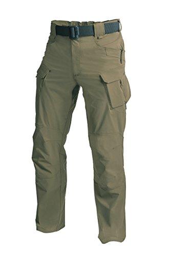 Helikon-Tex Outback Line, OTP Outdoor Tactical Pants Nylon Spandex Adaptive Green Waist 32 Length 32