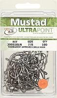 Mustad UltraPoint Demon Wide Gap Perfect in-Line Circle 1 Extra Fine Wire Hook | for Catfish, carp, Bluegill to Tuna | Saltwater or Freshwater Fishing Hooks | Gear and Equipment