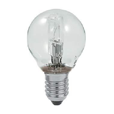 Beghelli lampe halog/ène /à boule claire culot e14/230/V blanc chaud 2900/K BEG 54912-42W