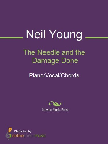 The Needle And The Damage Done Kindle Edition By Neil Young Arts