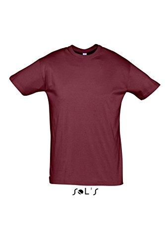 SOL´S Regent T-Shirt 150, Größe:XS, Farbe:Burgundy