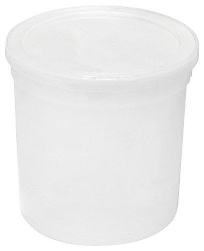 Storage Specimen - Caplugs Evergreen 240-5704-06N Press-Lid Pathology Containers. 64oz/1890mL, PE-HD (Pack of 48)