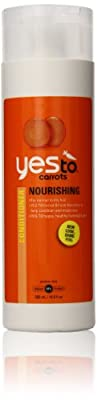 Yes To Carrots Nourishing Shampoo, 16.9-Ounce Bottles (Pack of 2)