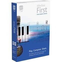 Sibelius First - Music Notation Software