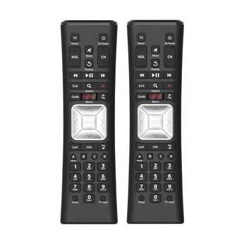 Original Comcast//Xfinity Backlit Remote Control XR5 Black for HDTV DVR Cable