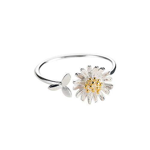 Daisy Flower Cute Leaf...