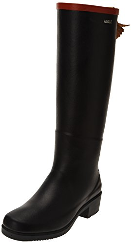 Miss Marine Rouge blue Rubber Womens Boots Navy Juliette Aigle zCxv5Sq