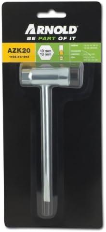 Arnold Zündkerzenschlüssel 13 19 Mm X 60 Mm 1194 X1 1913 Baumarkt