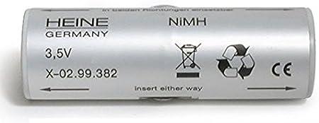 Bateria 3.5v Heine Laringoscopio X-02.99.380