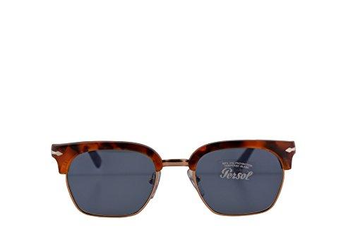 3199S marrón PO3199S 3199 y 107256 Persol SPO3199 azul sol PO de SPO color claro Gafas 4ZYFq
