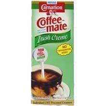 Coffee-Mate Irish Cream Liquid Creamer - 50/0.375 oz. cups per box, 4 boxes per case by Coffee-mate