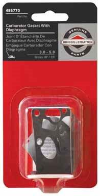 Briggs & Stratton 5083K Carburetor Diaphragm ()