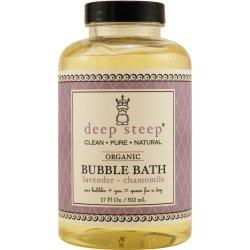 Deep Steep Bubble Bath,lvndr/cham 17 Oz 1-ea