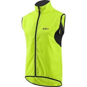 Louis Garneau Men's Nova Vest (Bright Yellow, X-Small)