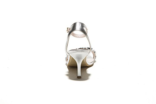 Paljett Sølv Solid Jenter Sandaler Polyuretan 1to9 Yqp0wS8