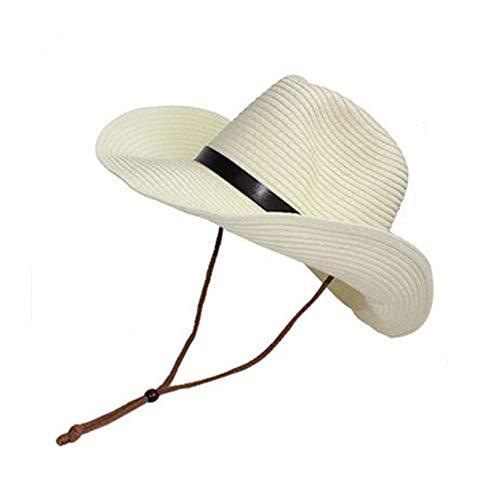 VCB Sombrero de Vaquero Occidental con protección Solar Sombrilla ...