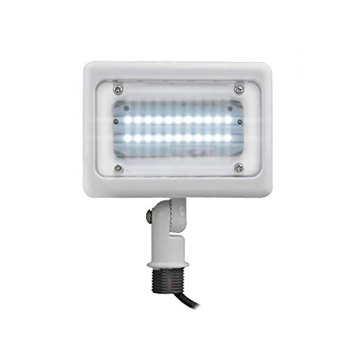 LED Mini Flood Light Outdoor Waterproof Fixture 1/2