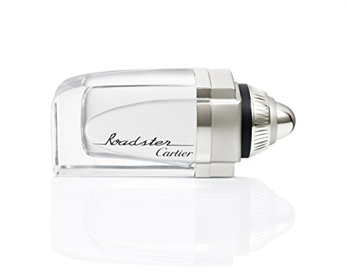 - Cartier Roadster Eau De Toilette Spray 50ml/1.6oz