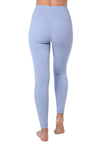 90 Degree By Reflex High Waist Tummy Control Interlink Squat Proof Ankle Length Leggings 16