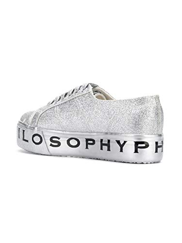 Poliestere Philosophy Argento Donna Sneakers J32027171600 qtxHOrptw