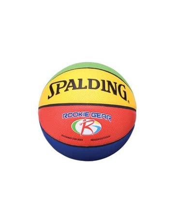 ad08c09e3 Spalding Rookie Gear Indoor/Outdoor Composite 27.5 Youth Basketball