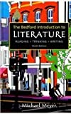 Bedford Introduction to Literature 9e and LiterActive, Meyer, Michael, 031260842X