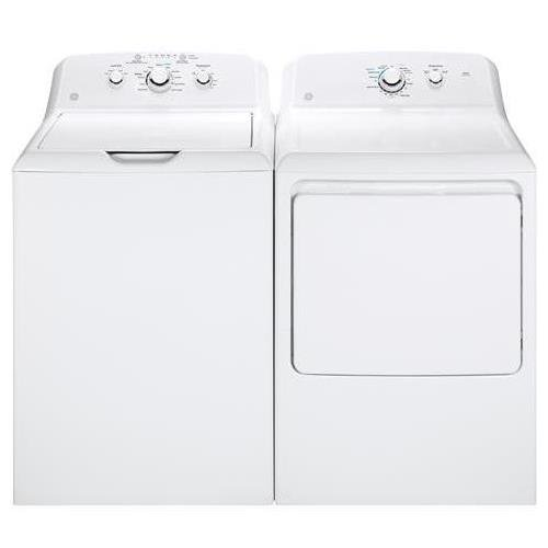 GE Laundry GTW330ASKWW GTD33EASKWW Electric product image