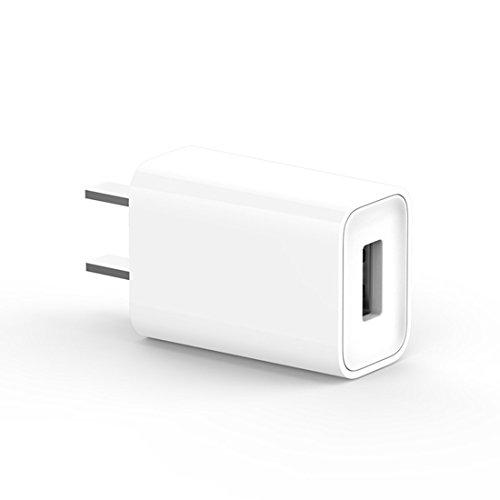 Xiaomi Cargador 5V 2A 10 W - Original 5V 2A 10W Wall Charger Adapter Single Port USB