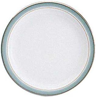 Denby White Dessert//Salad Plate