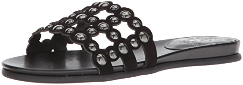 shop online Vince Camuto Women's Ellanna Slide Sandal Black buy cheap browse low price cheap price sale get authentic latest collections for sale LgKrGSaUq