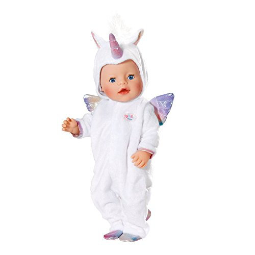 Baby Born 824955 Onesie Unicorn