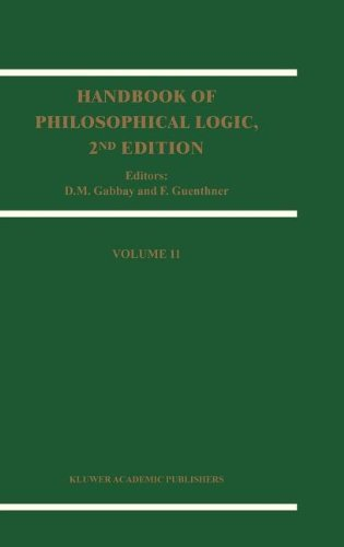 Download Handbook of Philosophical Logic: 11 Pdf