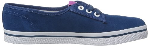 adidas Originals  Honey Plimsole W-0, Sneakers Basses femme Bleu - Blau (TRIBE BLUE S14 / TRIBE BLUE S14 / JOY ORCHID S13)