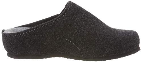 Ara Zapatillas 05 anthrazit Grau Estar Para Cosy Por De Casa Mujer P6BUfxq