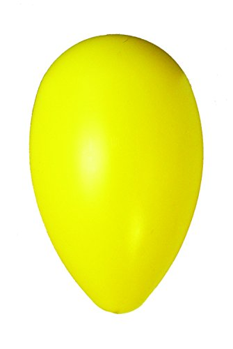 Jolly Pets 8-Inch, Jolly Egg, Yellow
