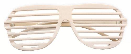 Kanye West Costume (Slot Glasses- White (Standard))