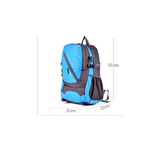 Shoulder Laidaye Travel Backpack Multi Bag Outdoor Waterproof Business Fashion Couples Black purpose Leisure Mountaineering E6nxwqCH6r