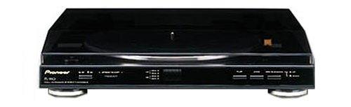 Pioneer PL 990 Plattenspieler (Vollautomat, 33/45 U/min, Präzisionsantrieb, Universaltonabnehmer-Aufnahme, integrierter Phono-Entzerrervorverstärker) schwarz