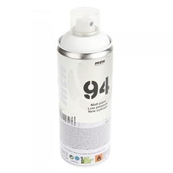 Bombe De Peinture MTN 94 (R 9010 Blanc)