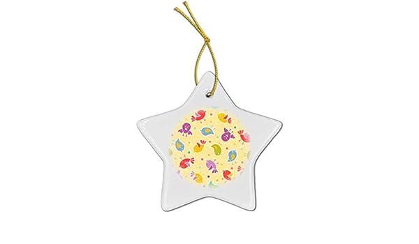 Pastel Christmas Ornaments.Amazon Com 675parkerrob Christmas Ornaments Pastel Colors