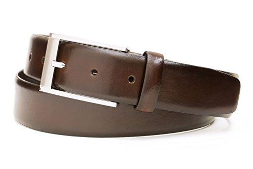 Burnished Leather Belt (32, (Burnished Leather)
