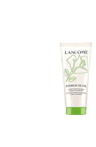 Lanc0me Energie De Vie The Smoothing & Purifying Foam Cleanser 1.7 fl oz (50 ml). Travel size ()